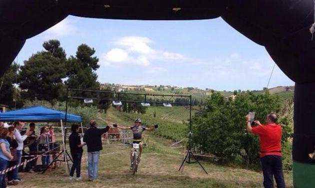 Mountain Bike: a Riccardo Ridolfi la seconda edizione della CROSS COUNTRY SAN LORENZO VINI
