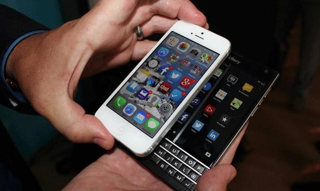 550 Dollari per rottamare un iPhone, offerta-shock di Blackberry