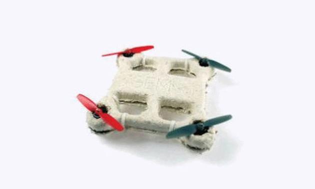 Droni biodegradabili nel futuro della Nasa