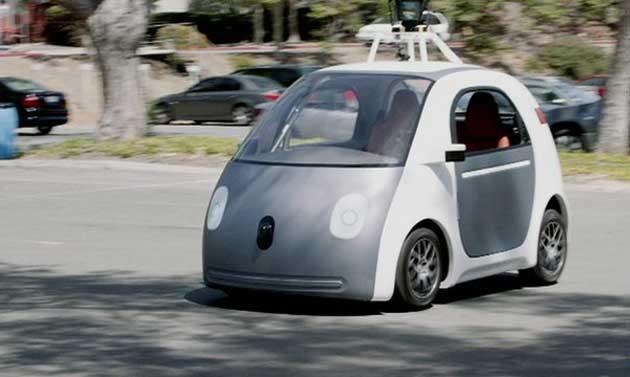 Google Cars pronte a circolare nel 2015
