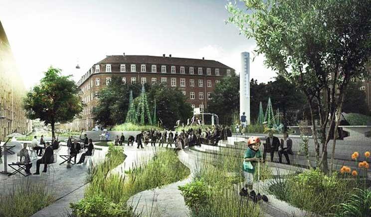 Copenhagen, ecco il primo quartiere interamente eco-sostenibile