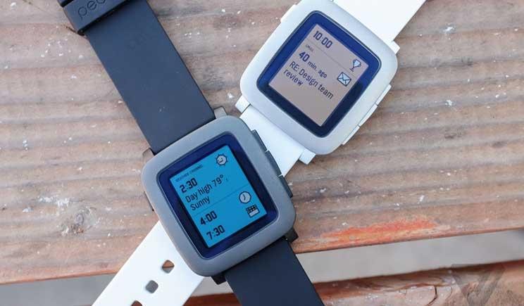Pebble Time, lo smartwatch in grado di battere ogni record