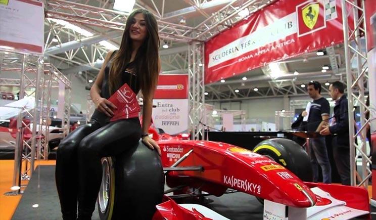 Supercar 2015, sbarcano a Roma le auto da competizione
