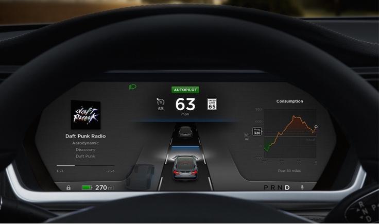 Tesla cerca ingegneri per la macchina che si guida da sola