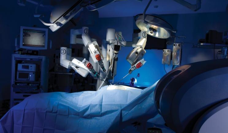 Tumore alla prostata asportato grazie ad un'unica incisione