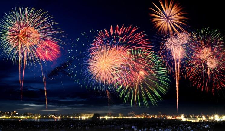 Emergenza smog: fuochi d'artificio vietati?