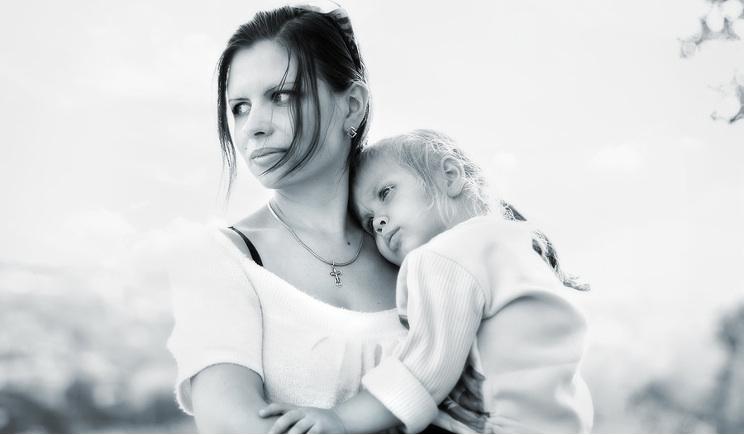 Depressione: scoperta un'impronta che si trasmette di madre in figlia
