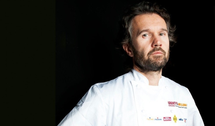 Carlo Cracco denunciato per avere cucinato un piccione