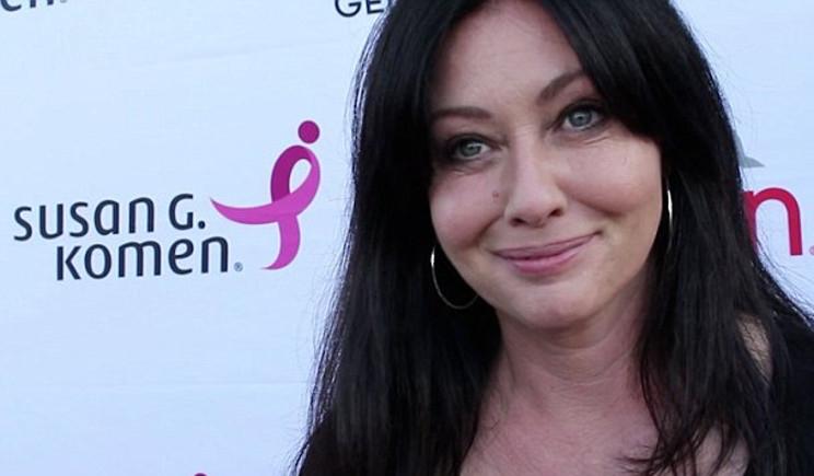 Shannen Doherty e la battaglia contro il cancro al seno
