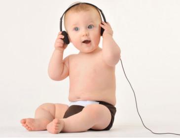 Come calmare i bambini con la musica