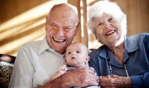 nonni con niptoino