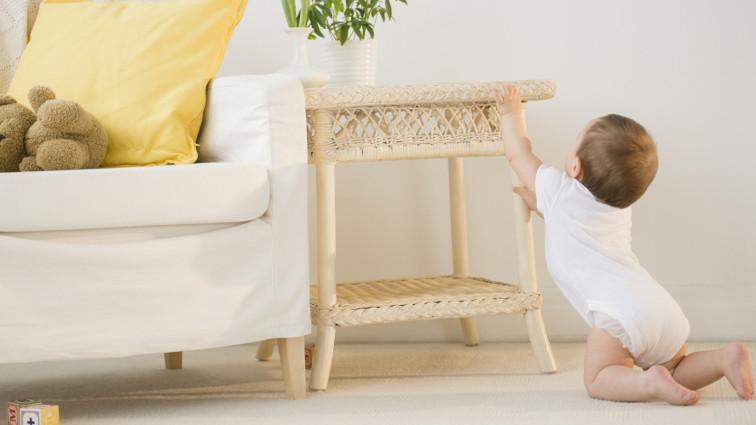 Pericoli in casa: come rendere la dimora a prova di bambino
