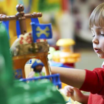 Benessere dei bambini: Italia all'ottavo posto