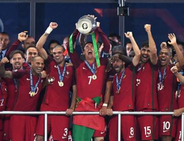 Il Portogallo vince l'Europeo senza Cristiano Ronaldo