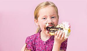 bambini di due anni e zuccheri