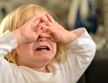 Niente paura, gli scatti d'ira nei bambini sono segno di normalità