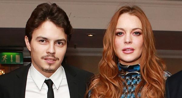 Lindsay Lohan aggredita in spiaggia dal suo ex