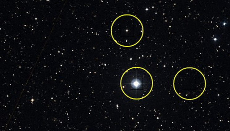 Spazio: un potente segnale alieno dalla stella HD 164595