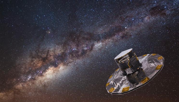 ASI/INAF - Gaia: Prima release dei dati