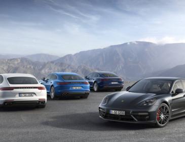 In arrivo la Porsche Panamera 4 E-Hybrid
