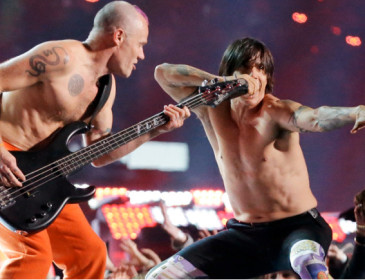 Red Hot Chili Peppers in Italia: non chiamateci vecchie glorie
