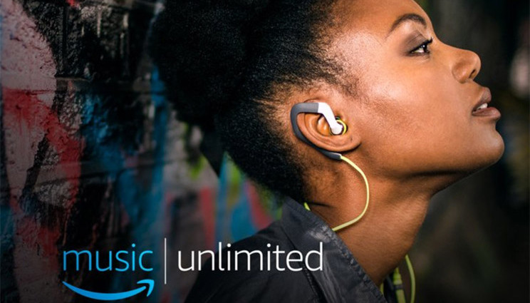 Amazon Music Unlimited arriva in Europa
