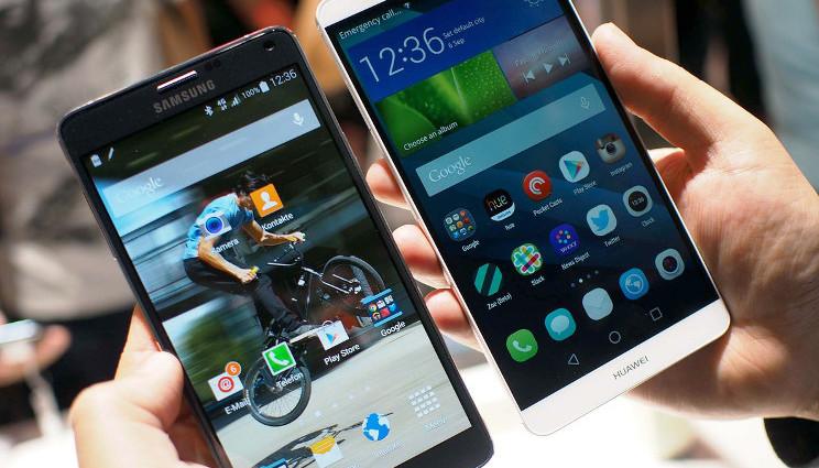 Huawei conquista il primato nel settore