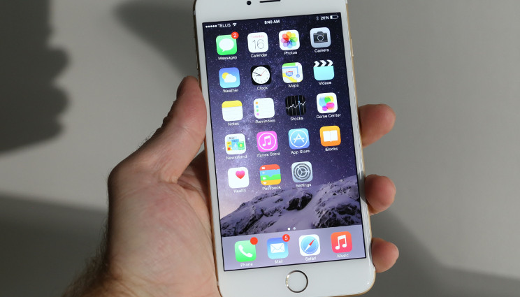 Apple, iPhone 6 riparati ma a pagamento