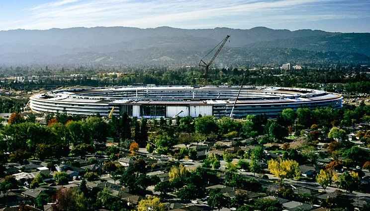 Ad Aprile apre Apple Park, si avvera il sogno Steve Jobs