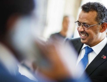 L'etiope Tedros Ghebreyesus nuovo direttore dell'Oms