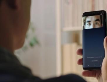 Samsung Galaxy S8, scansione dell'iride a rischio