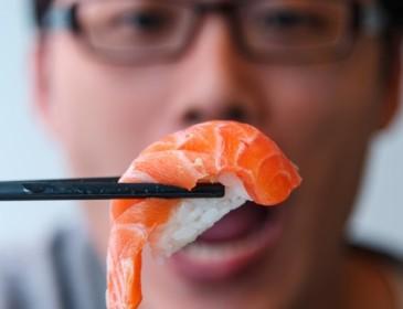 Anisakis, il verme che si annida nel sushi