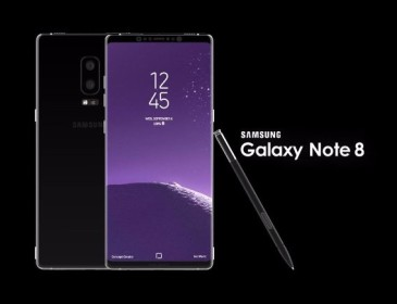 Samsung Galaxy Note 8 in dirittura d'arrivo?