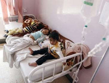 Yemen, epidemia di colera senza precedenti
