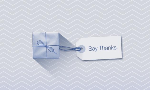 Facebook introduce l'opzione per ringraziare gli amici