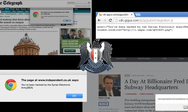 Repubblica.it e numerose testate internazionali sotto attacco informatico