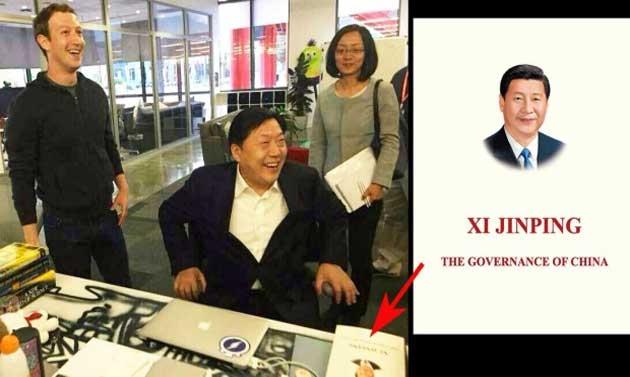 Attivisti cinesi attaccano Zuckerberg per le sue strane frequentazioni