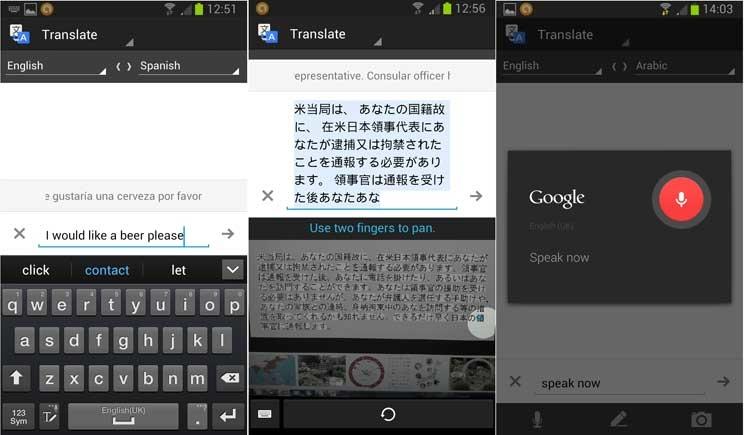 Google Translate perfeziona le sue funzioni e diventa interprete