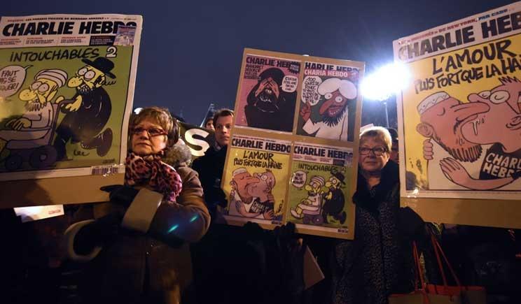 Facebook e lo strano caso delle vignette di Charlie Hebdo censurate