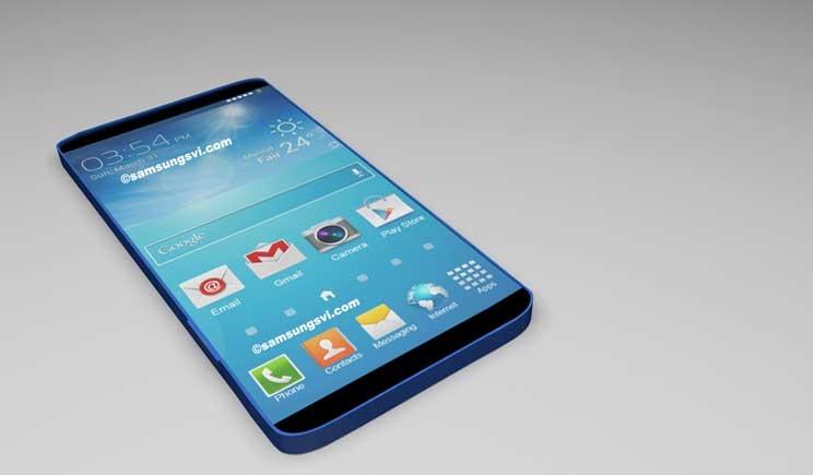 Samsung Galaxy S6 verrà presentato il Primo marzo
