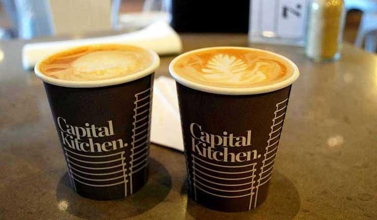 Caffè d'asporto: presto la tazza potrà essere piantata