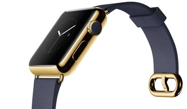 Apple Watch; pronte casseforti per il modello a 18 carati