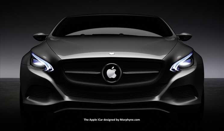 Apple, l'auto elettrica potrebbe arrivare prima del previsto