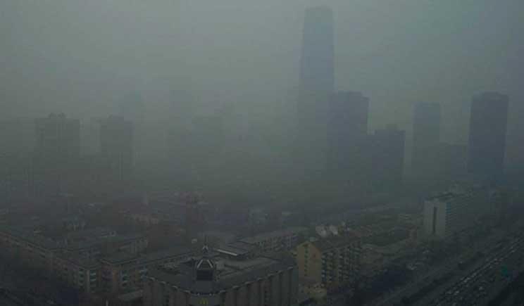 Un terzo delle famiglie italiane lamenta problemi legati all'inquinamento