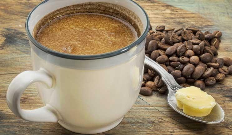 Caffè col burro per dimagrire: valida dieta o solenne fregatura?