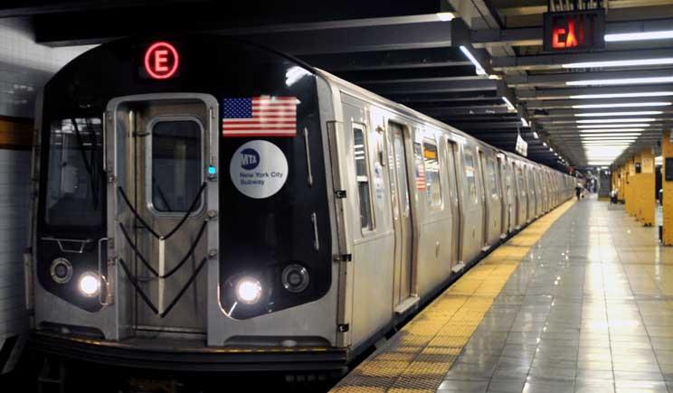 New York, virus della peste bubbonica in metropolitana