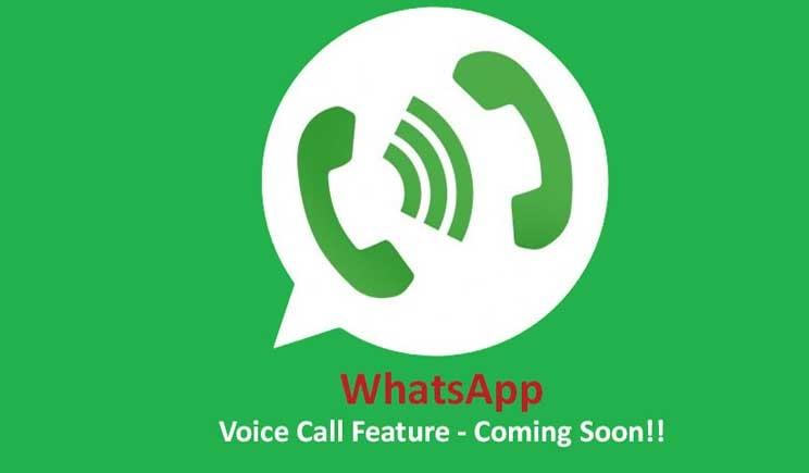 Whatsapp, chiamate vocali finalmente in arrivo?