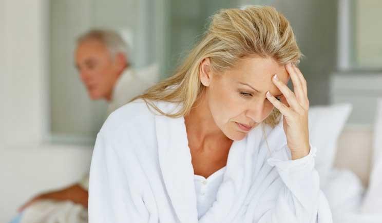 I sintomi della menopausa possono durare fino a 14 anni