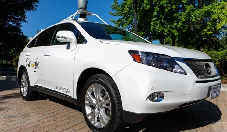 Google Ride Sharing: ecco le auto a noleggio senza conducente