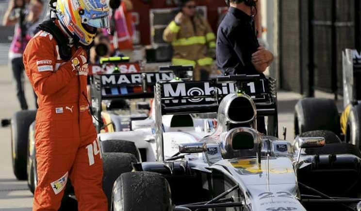 Alonso, schianto e misteri a Barcellona